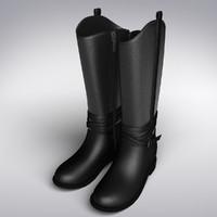 3d colehaan boots