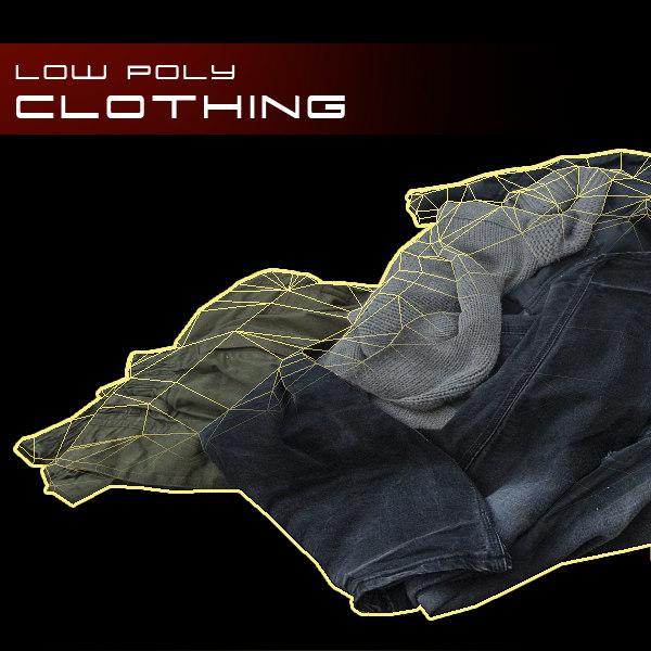maya clothes lying