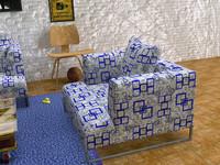 armchair 3ds