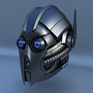 max robot head