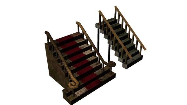 free x mode basic stairs