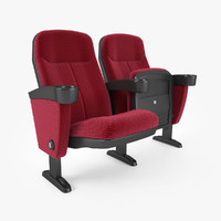 Fabric Cinema Seating Chair