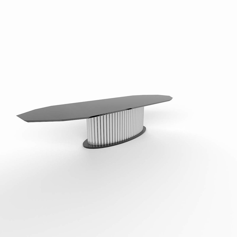 max modern meeting table