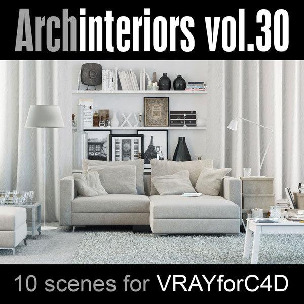 archinteriors vol 30 style interior c4d
