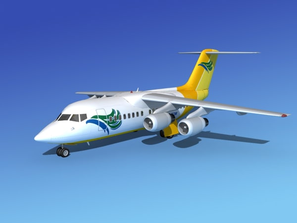 turbines bae 146 3ds