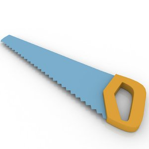 3ds hand saw