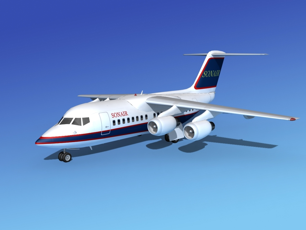 3ds turbines bae 146