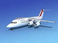 3d model turbines bae jet