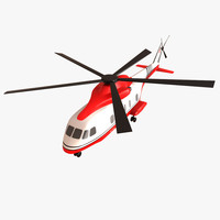 cartoon toy helicopter