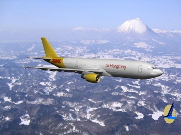 3d model airline airbus a300 air