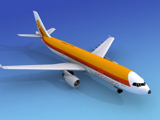 3ds airline airbus a300 air
