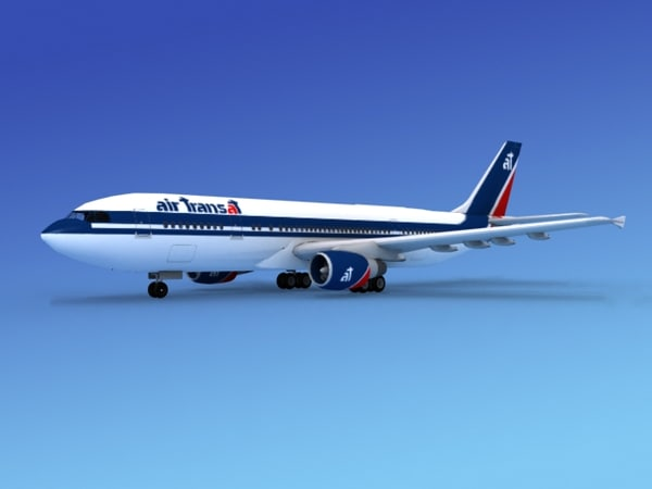 airline airbus a300 air max