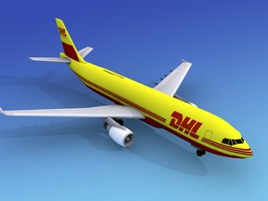 3d airline airbus a300