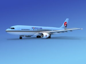 airline airbus a300 air max
