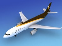 Airbus A-300 United Parcel
