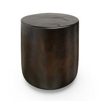 3d hudson baran end table