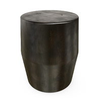 3d model hudson bongo end table