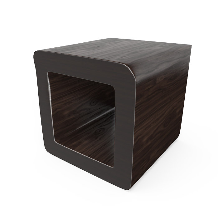 3ds max hudson manhattan end table