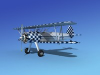 pt-17 stearman 3ds