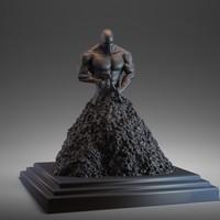 Man statue 2