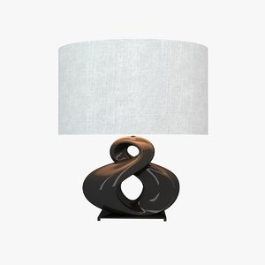 max christopher guy lamp table