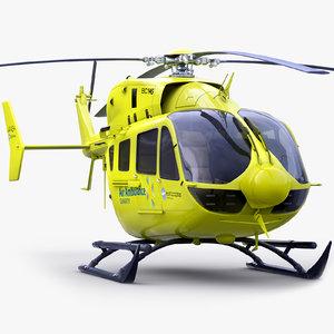 3d eurocopter ec 145 generic