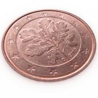 max 1 euro cent germany