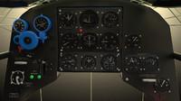 Yakovlev Yak-3 cockpit