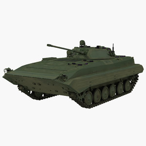3d model infantry fighting vehicle russian
