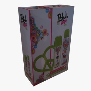 3ds box perfume bu