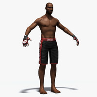 max martial arts mma fighter
