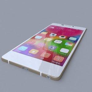 gionee elife s5 1 c4d