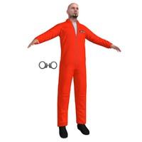 prisoner 2 3d model