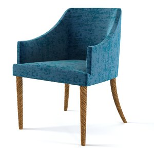 max baker narwhal chair