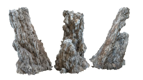stalagmite ned nature model