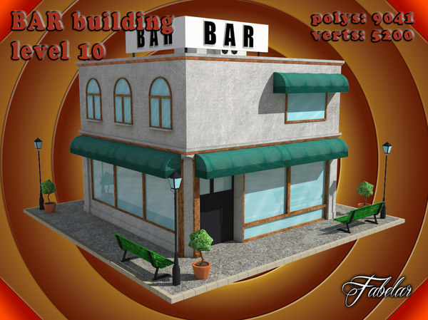 3ds bar level 10