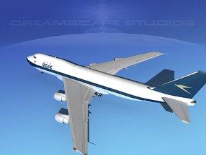 747-100 boeing 747 3ds