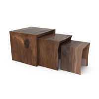HUDSON NESTING END TABLE