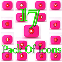 icon pack web interface 3ds