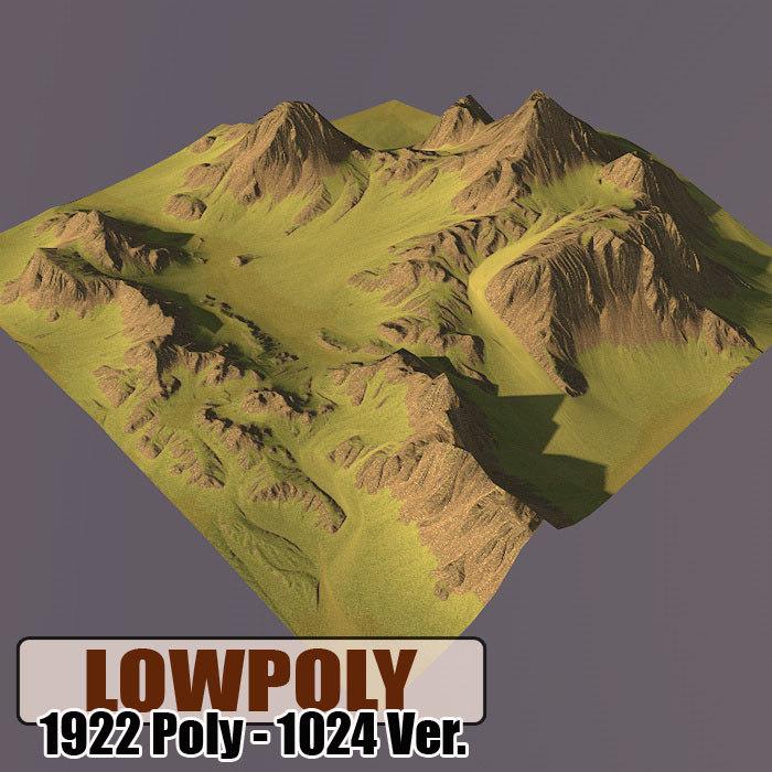 fbx mountain games maps