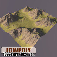 mountain games maps 3d max