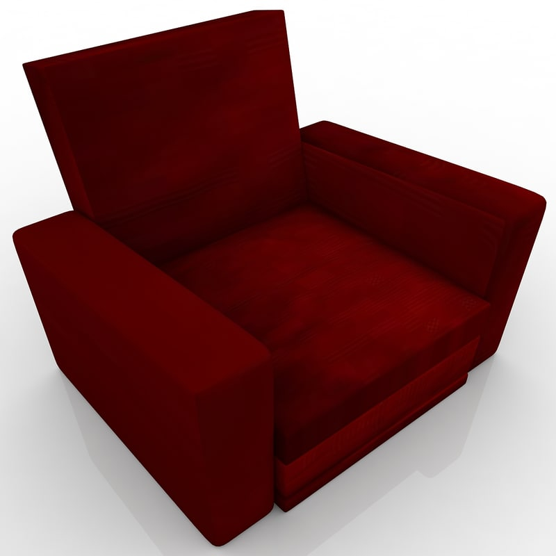 chair 2 3ds