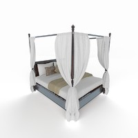 Classic Bed `141211`9A