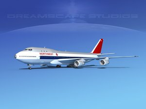 max 747-100 boeing 747