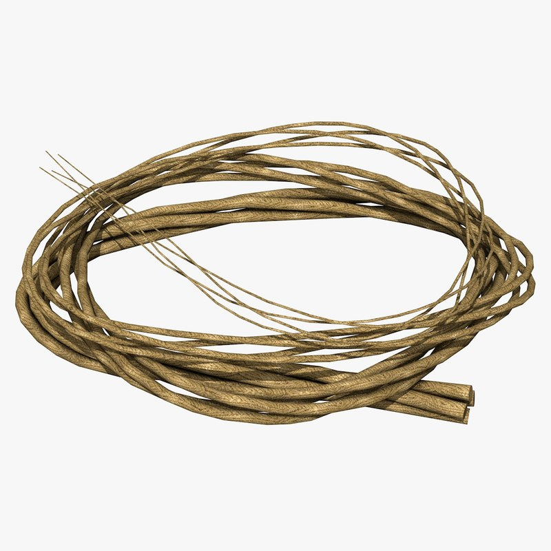 rope dxf