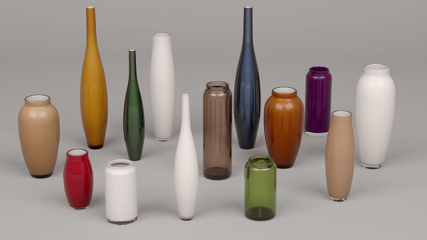 max calligaris vases