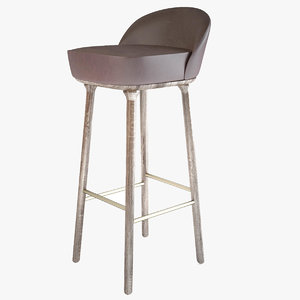 beetley bar stool obj