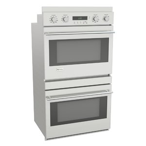 3ds max double wall oven