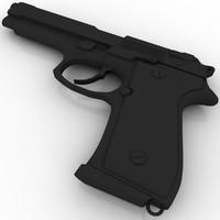 max mtma 5 hand gun
