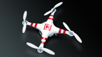 Quadcopter(phantom 2)